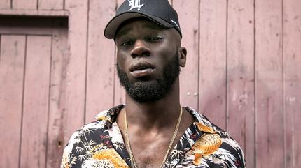 Konzert von Kojey Radical in Glasgow