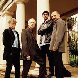 Kronos Quartet + Terry Riley concert in Saint Paul