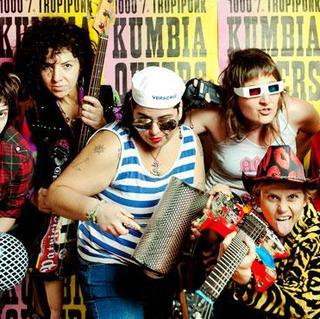 Concierto de Kumbia Queers en Barcelona