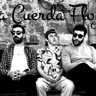 La Cuerda Floja concert in Madrid