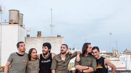 La Dstyleria concerto em Sevilha