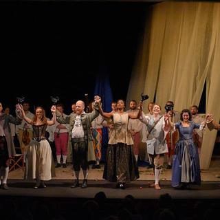 La Finta Giardiniera concert à Paris