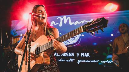 La Mare concert in Granada