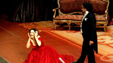 Konzert von La Traviata in Wien