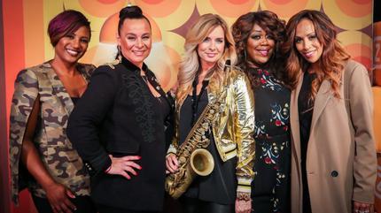 Ladies of Soul concert in Amsterdam