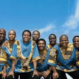 Ladysmith Black Mambazo concert in Los Angeles