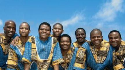Concierto de Ladysmith Black Mambazo en Seattle