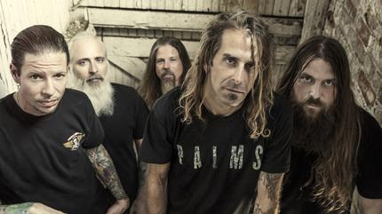 Concierto de Lamb of God en Bristol