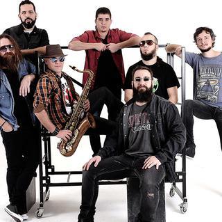 Concierto de Las Pastillas del Abuelo en Ibiza