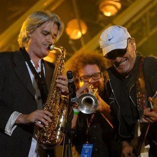 Las Pelotas concert in Buenos Aires