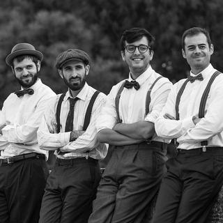 Concierto de Le Dancing Pepa Swing Band en Valencia