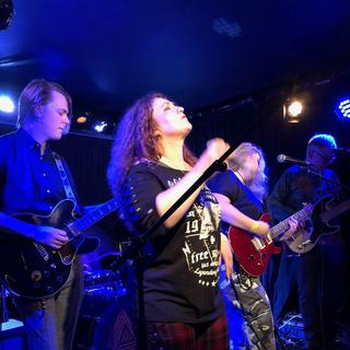 Lee Ainley's Blues Storm concert in London
