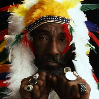 "Lee ""Scratch"" Perry concert in Bristol"