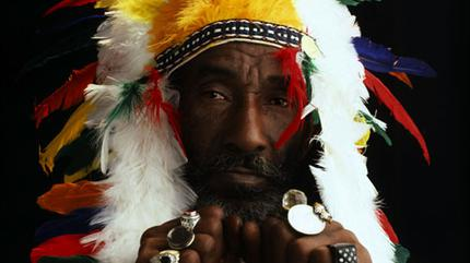 Concierto de Lee Scratch Perry en Newcastle-upon-Tyne