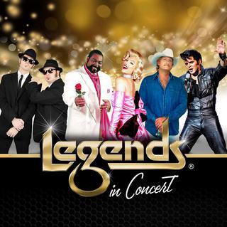 Legends in concert concerto a Hamilton