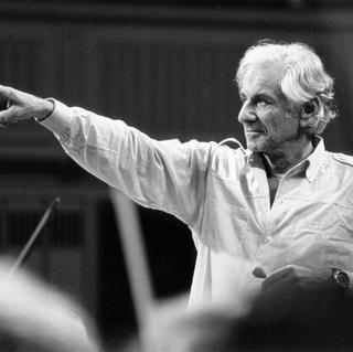 Leonard Bernstein + Bill Charlap concert in Newark