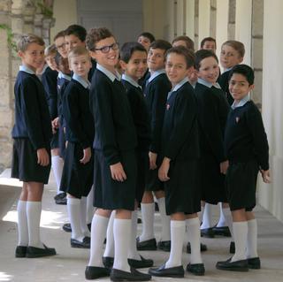 Les Petits Chanteurs a la Croix de Bois concert à Lausanne