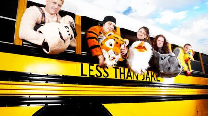 Concierto de Less Than Jake + Lagwagon en Toronto