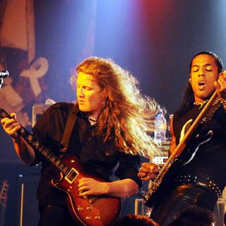 Concierto de Limehouse Lizzy en Oxford