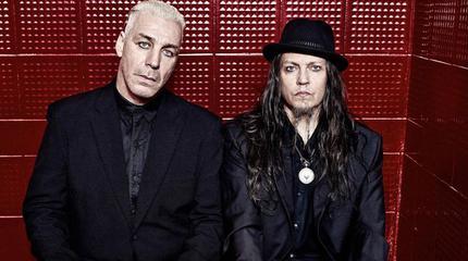 Lindemann concert in Stockholm