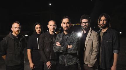 Concierto de Linkin Park en Pagney-derrière-Barine