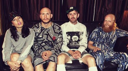 Konzert von Little Dragon in Wien