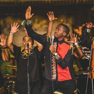 Concierto de London African Gospel Choir en Portsmouth