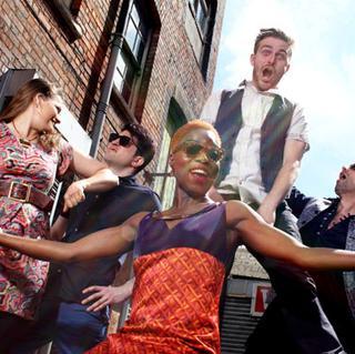 Concierto de London Afrobeat Collective en Londres