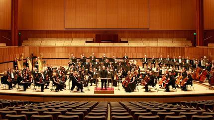 London Philharmonic Orchestra concert in Paris