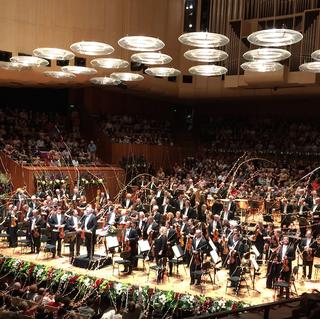 Concierto de London Symphony Orchestra en San Antonio