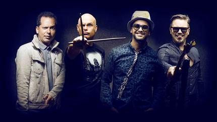 Los Amigos Invisibles + Aterciopelados concerto em Dallas