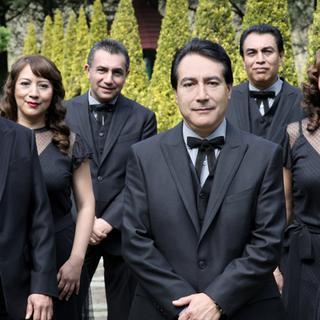 Concierto de Los Ángeles Azules en Ciudad de Mexico