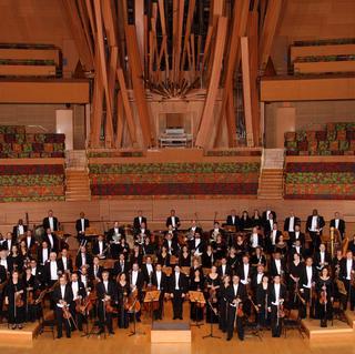 Concierto de Los Angeles Symphony en Cerritos