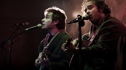 Los Gandules concert in Ponferrada