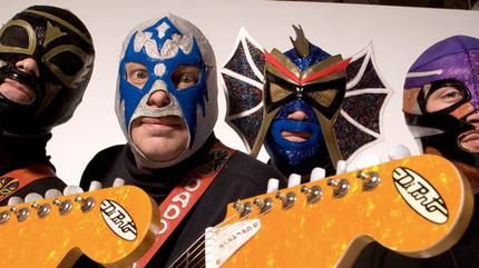 Konzert von Los Straitjackets in Pittsburgh
