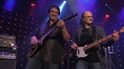 Concierto de Lotus Land (Rush tribute) en Tarrytown