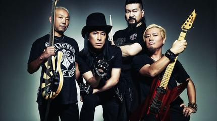 Loudness concert in Haarlem