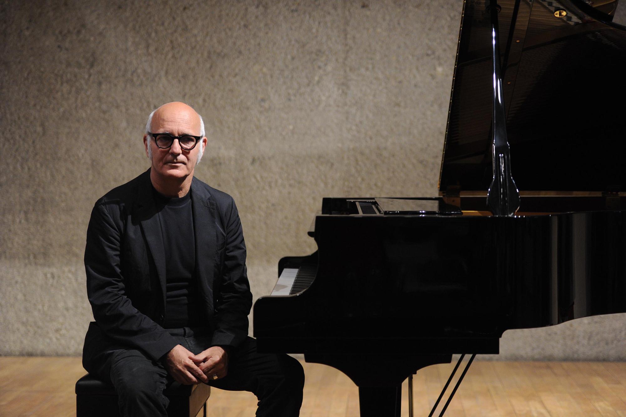 Concierto de Ludovico Einaudi en Montreal
