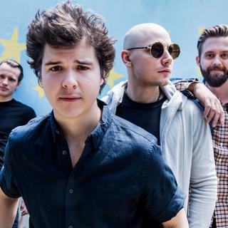 Lukas Graham concert in Berkeley