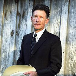 Concierto de Lyle Lovett en Fort Worth