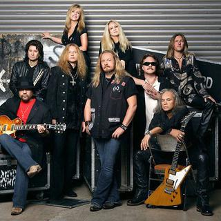 Concierto de Lynyrd Skynyrd en Salt Lake City