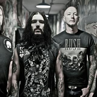 Concierto de Machine Head en Ludwigsburg