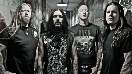 Machine Head concert in London