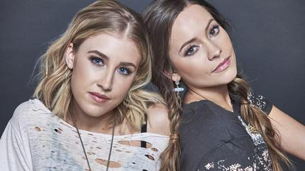 Maddie and Tae concert à Saratoga Springs