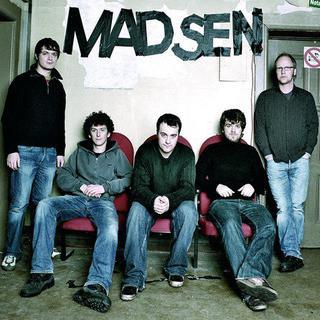 Concierto de Madsen en Leipzig