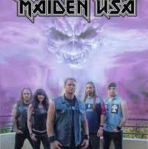 Concierto de Maiden USA en Sacramento