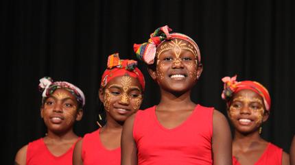 Concierto de Malagasy Gospel en Granada