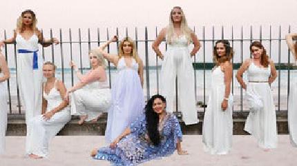 Konzert von Mamma Mia - The Ten Sopranos in St Kilda