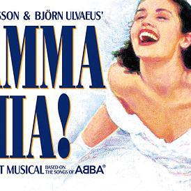 Concierto de Mamma Mia! en Washington