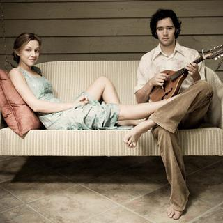 Concierto de Mandolin Orange en Charlotte
